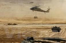 Quân đội Israel bất ngờ tập trận ở biên giới phía Bắc