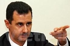"""Ông Assad: """"Mô hình Libya"""" sẽ không lặp lại ở Syria"""