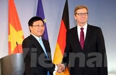 Việt-Đức tạo khuôn khổ hợp tác toàn diện mạnh mẽ