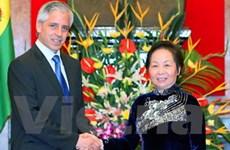 Tạo xung lực mới cho mối quan hệ Việt Nam-Bolivia