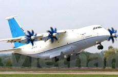 Ukraine: Máy bay An-70 cải tiến bay thử thành công