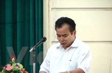 Bắc Ninh kỷ luật một loạt cán bộ đảng huyện Quế Võ