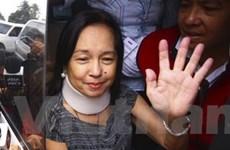Cựu Tổng thống Philippines Gloria Arroyo bị bắt giữ