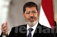 100 ngày đầu tiên của tân Tổng thống Ai Cập Morsi
