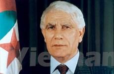 Cựu Tổng thống Algeria Chadly Benjedid qua đời