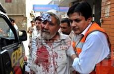 Pakistan: Đánh bom xe, gần 50 người thương vong