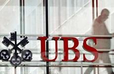Ngân hàng số 1 Thụy Sĩ UBS bị lỗ nặng trong quý 3