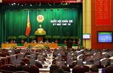 Quốc hội thông qua tăng lương tối thiểu từ 1/7/2013