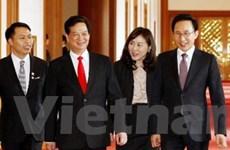 Việt-Hàn sẽ tăng trao đổi thương mại lên 20 tỷ USD