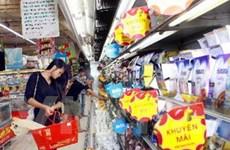 Chỉ số giá tiêu dùng tháng 11 của Hà Nội tăng 0,22%