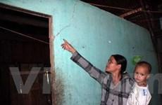 EVN chi gần 4 tỷ đồng khắc phục hậu quả động đất