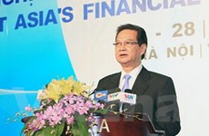 Khai mạc Hội nghị ổn định tài chính khu vực Đông Á