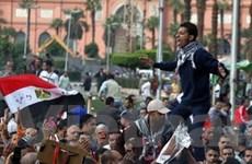 Ai Cập lệnh không dùng vũ lực với người biểu tình