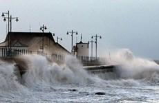 Mực nước biển tăng nhanh hơn 60% so với dự báo