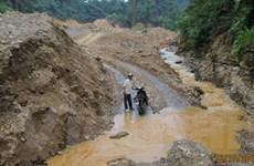 """Bắc Kạn: Rừng núi Ngân Sơn tan hoang vì """"vàng tặc"""""""