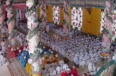 Hội thánh Cao Đài Tây Ninh tổ chức đại hội 2012