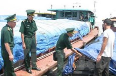 Hải Phòng bắt hàng trăm vụ vi phạm biên giới biển
