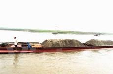 Hải Dương quyết liệt xử lý khai thác cát trái phép