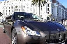Fiat đầu tư 1,6 tỷ USD cho thương hiệu Maserati mới