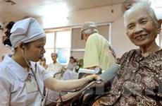 Nhật Bản hỗ trợ chăm sóc người cao tuổi Việt Nam