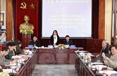 Giao ban công tác tuyên giáo các đảng ủy thuộc TW