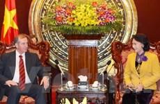"""""""Tạo điều kiện thuận lợi hợp tác năng lượng Việt-Nga"""""""
