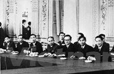 Những câu chuyện ít người biết về Hiệp định Paris