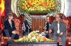 Chủ tịch Quốc hội tiếp các đại sứ Đức và Pakistan
