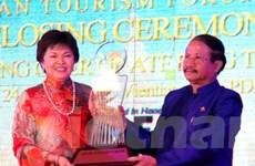 Bế mạc Diễn đàn Du lịch ASEAN lần thứ 32 ở Lào