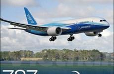 Boeing đề xuất giải pháp khắc phục sự cố Dreamliner