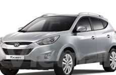 Hãng Hyundai giới thiệu mẫu ix35-Tucson cách tân