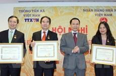Nâng cao hiệu quả hợp tác TTXVN và Ngân hàng NN