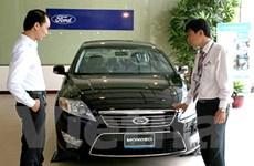 Ford Việt Nam lạc quan về thị trường ôtô năm 2013