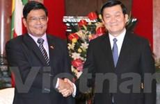 """""""Việt Nam ủng hộ Myanmar là Chủ tịch ASEAN 2014"""""""