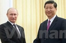 Putin: Quan hệ Nga-Trung đang ở giai đoạn tốt nhất
