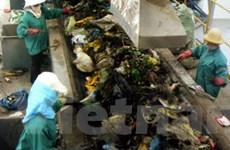 Mỗi ngày, VN có 13.000 tấn rác thải rắn công nghiệp