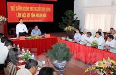 Thủ tướng yêu cầu Khánh Hòa rà soát các quy hoạch