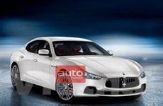 Lộ diện mẫu sedan hạng sang Maserati Ghibli 2014