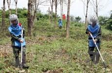 TT Huế làm sạch hơn 11.300ha đất nhiễm bom, mìn