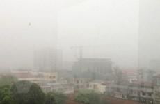 Miền Bắc sáng sớm có sương mù, nhiệt độ tăng cao