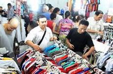 Tưng bừng khai mạc hội chợ hàng khuyến mại lần 24