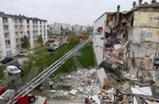 Pháp: Sập nhà chung cư làm 12 người thương vong