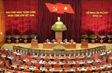 Khai mạc Hội nghị lần bảy Ban Chấp hành TW Đảng