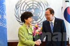 Tổng thống Hàn thề đáp trả nếu Triều Tiên tấn công