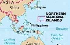 Bắc Mariana rung chuyển vì động đất 7 độ Richter