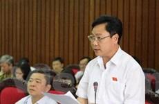 QH thảo luận về sửa đổi Luật Thuế giá trị gia tăng