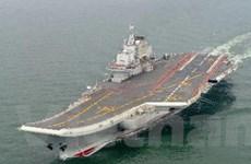 Giới chuyên gia: Tàu sân bay TQ có thể biến dạng