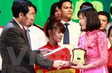 VietnamPlus vinh dự nhận hai giải Báo chí quốc gia