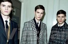 Thời trang nam lên ngôi ở Tuần lễ thời trang Paris