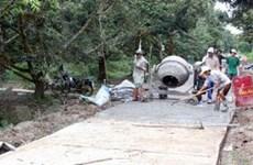 Tuyên Quang chi hơn 451 tỷ đồng làm đường đến xã